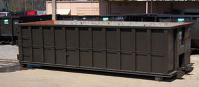 Big Spring Roll Off Dumpster